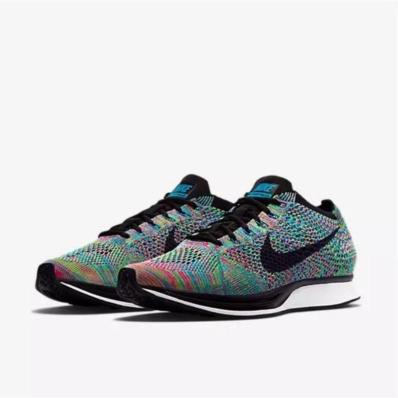 740283af597c7 Nike Flyknit Racer Multi-color Shoes. M 5b719533bf77293638f28248